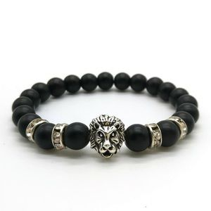 Other - Silver Lion bracelet